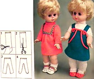 Одежда для большой куклы своими руками для начинающих